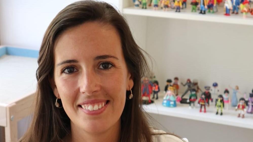 Nuria Rodríguez pano