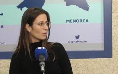 Alba Castro sobre la depresión y el duelo durante la Navidad (VÍDEO) │ Salut i Força, Canal 4 Ràdio