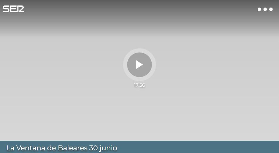 8. Repaso informativo en La Ventana de Baleares